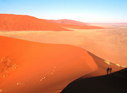 Visiter les dunes de Sossusvlei