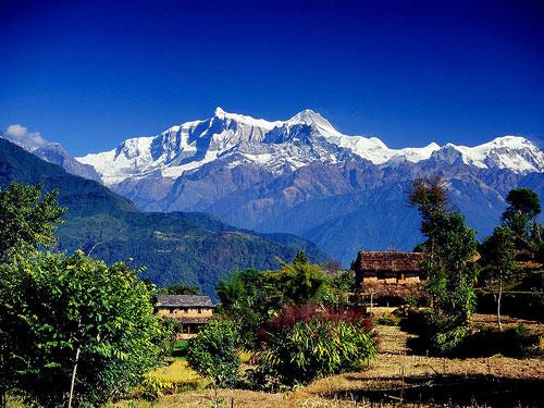 Visiter les Annapurnas