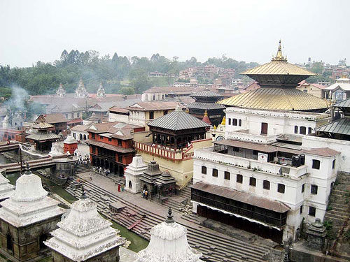 Visiter Kathmandou
