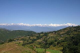 Patrimoine historique Népal