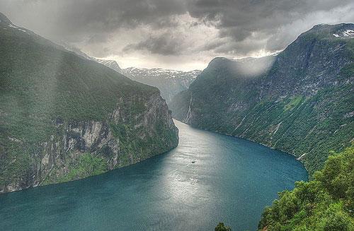 Visiter les fjords