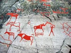 Art rupestre d'Alta