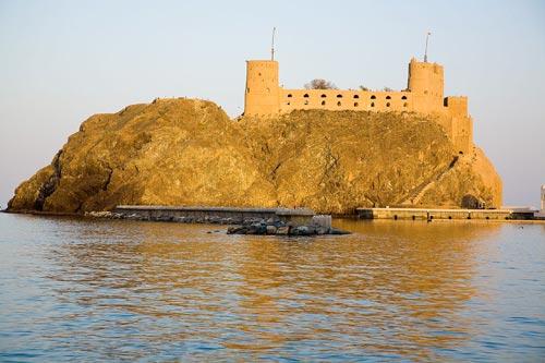 Forts Al Jalali