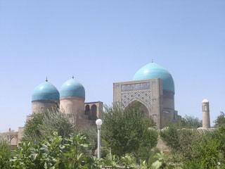 Centre historique de Shakhriyabz