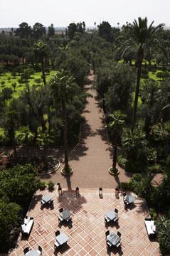 Jardins La Mamounia
