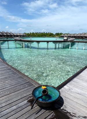 Hôtels Taj Maldives