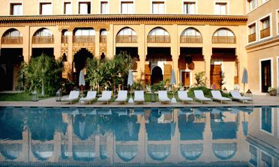 Les Jardins De La Koutoubia Nouveau Palais De Marrakech