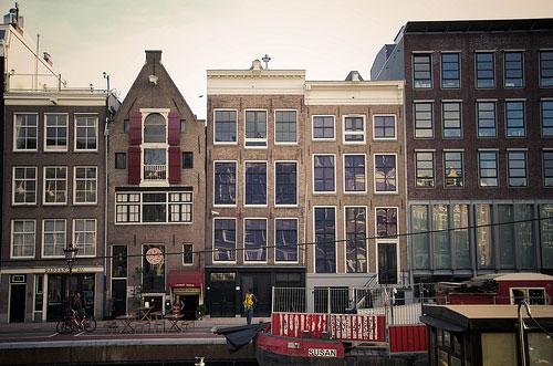 Maison D Anne Frank Amsterdam