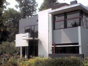 Rietveld Schröderhuis (Maison Schröder de Rietveld)