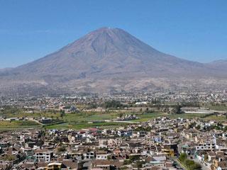 Centre historique de la ville d'Arequipa