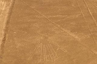 Lignes et géoglyphes de Nazca et Pampas de Jumana