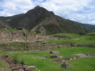Site archéologique de Chavin