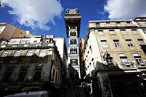 Ascenseur Santa Justa