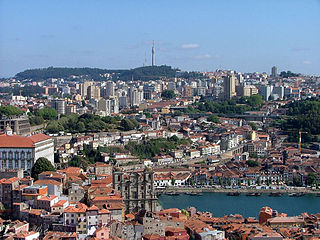 Centre historique de Porto