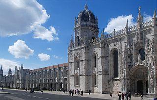 Monastère des Hiéronymites et tour de Belém à Lisbonne