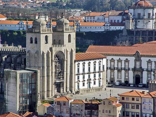 Cathédrale Se de Porto