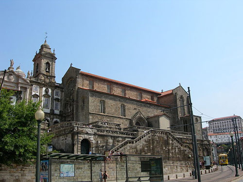 église Sao Francisco
