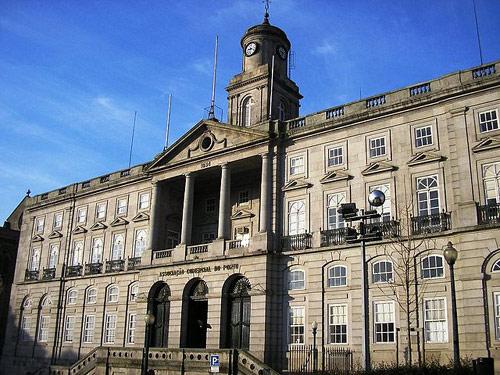 Palais de la Bourse de Porto
