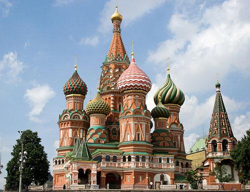 Cathédrale Saint-Basile Moscou