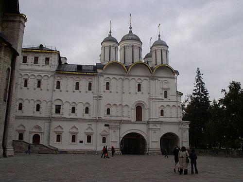 Eglise des Douze Apôtres Moscou