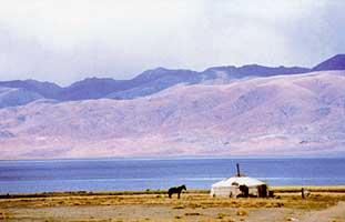 Bassin d'Ubs Nuur