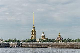 Centre historique de Saint-Pétersbourg