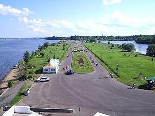 Centre historique de la ville de Yaroslavl