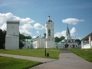 Eglise de l'Ascension à Kolomenskoye