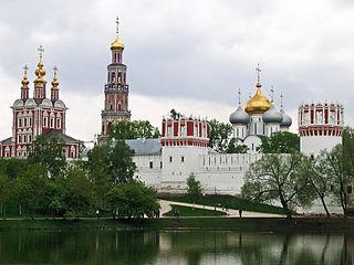 Ensemble du couvent Novodievitchi