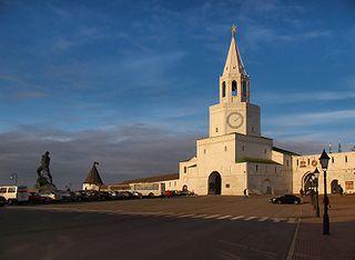 Ensemble historique et architectural du Kremlin de Kazan