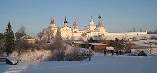 Ensemble du monastère de Ferapontov