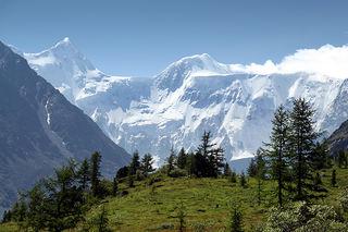 Montagnes dorées de l'Altaï