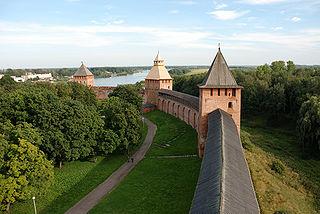 Monuments historiques de Novgorod et de ses environs