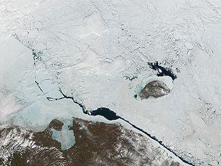 Système naturel de la Réserve de l'île Wrangel