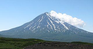 Volcans du Kamchatka