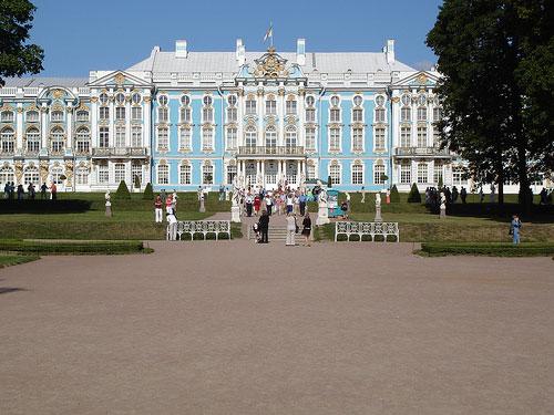 Palais Catherine St-Pétersbourg