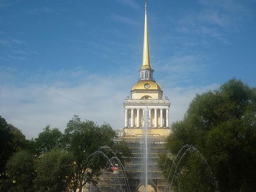 Amirauté St-Pétersbourg
