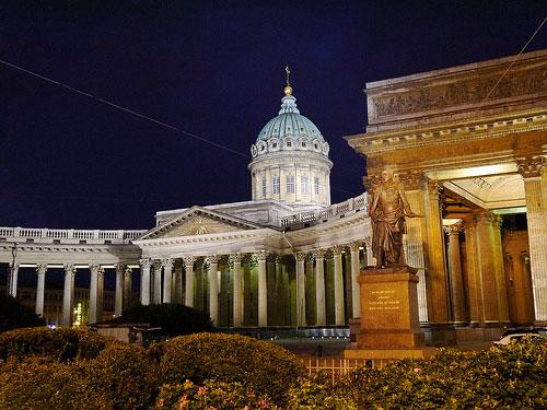 Cathédrale Notre-Dame-de-Kazan St-Pétersbourg