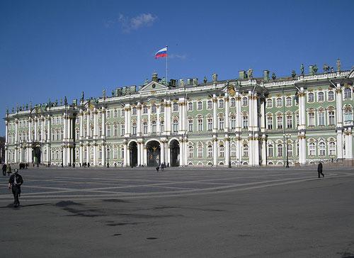 Palais de l Ermitage St-Pétersbourg