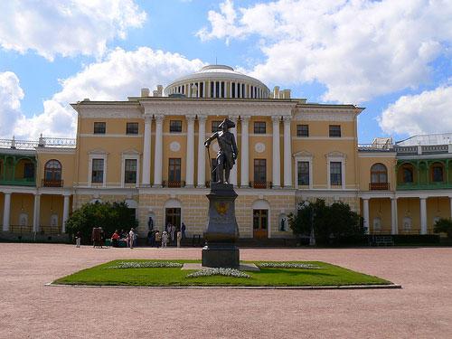 Palais Pavlovsk St-Pétersbourg