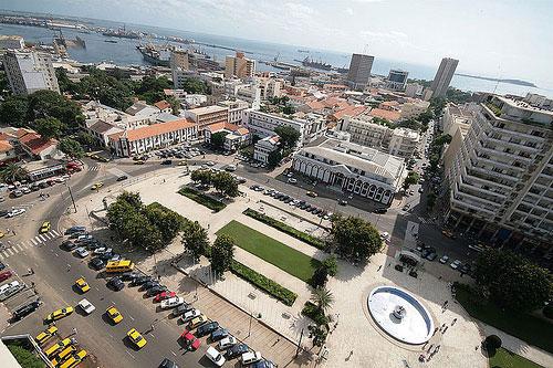 Place de l Indépendance Dakar