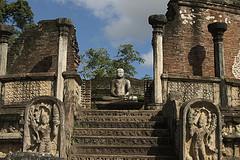 Cité historique de Polonnaruwa