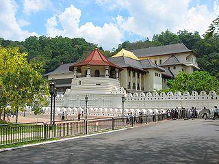 Ville sacrée de Kandy