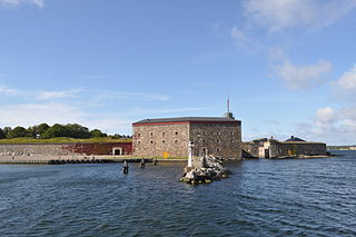 Port naval de Karlskrona