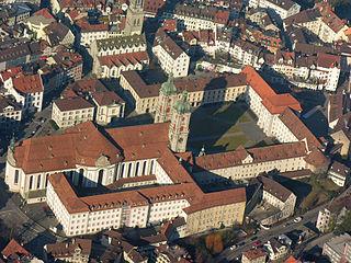 Couvent de Saint-Gall