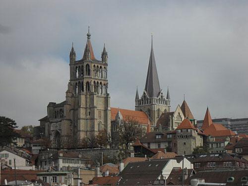 Cathédrale Notre-Dame Lausanne