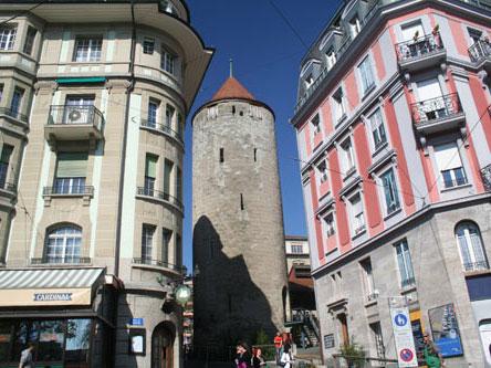Tour de l Ale Lausanne