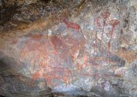Sites d'art rupestre de Kondoa