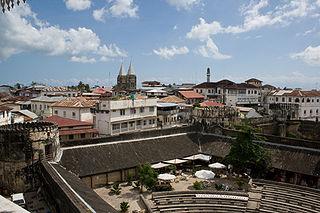 La ville de pierre de Zanzibar