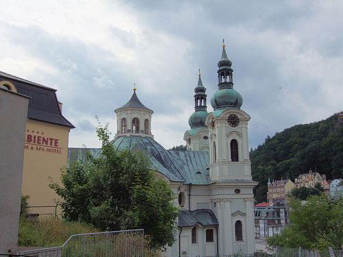Eglise Ste. Marie Madeleine
